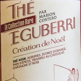 Thé Eguberri - boite de 100g