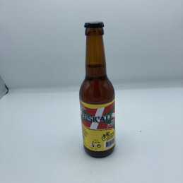 Bière blonde Euskal BIO...