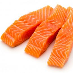 Pavé de saumon d'Ecosse...