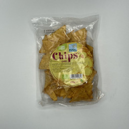 Chips chili de maïs BIO...