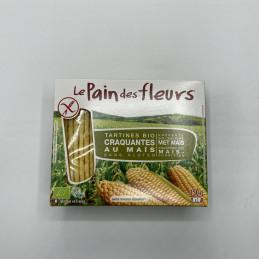 Tartines craquantes au maïs...