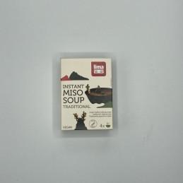 Instant Miso soup LIMA (4X10g)