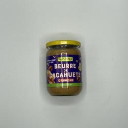 Beurre de cacahuète...