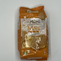 Mini galette de maïs nature...