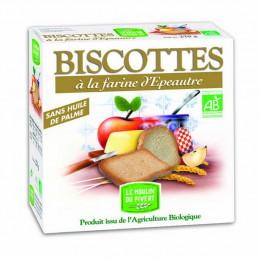 Biscottes épeautre sans...