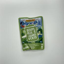 Soupe 5 légumes verts...