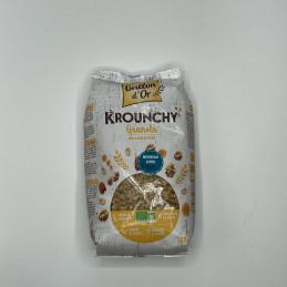 Krounchy granola BIO...