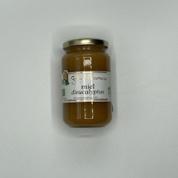Miel d'eucalyptus BIO...