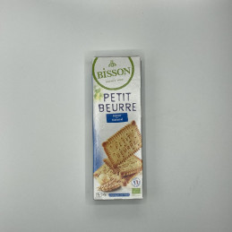 Petit beurre BIO Bisson - 150g