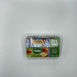 Compote de pomme Danival -...