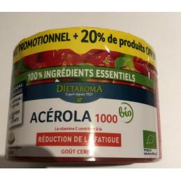Acérola 1000 goût cerise...