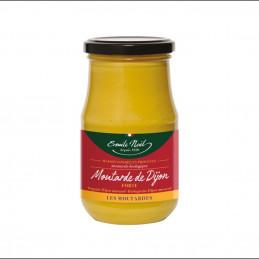 Moutarde forte de Dijon BIO...