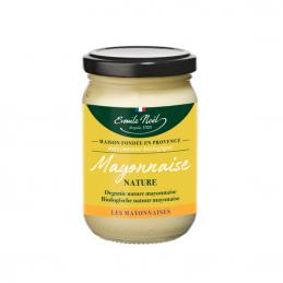 Sauce mayonnaise nature BIO...