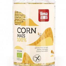 Galettes fines de maïs Lima...