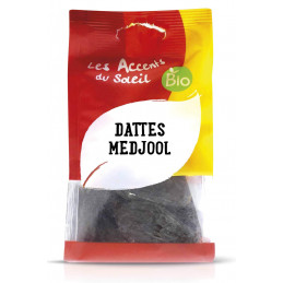 Dattes Medjool Les accents...