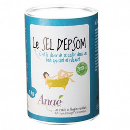 Sel d'Epson Anaé- 1kg