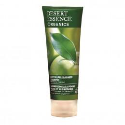 Shampoing à la pomme verte...