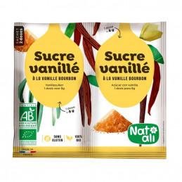 Sucre vanillé Natali-16g