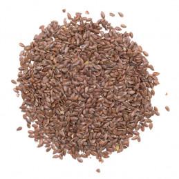 Graines de lin brun BIO...
