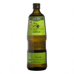 Huile d'olive fruitée bio -...