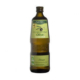 Huile d'olive douce bio -...
