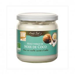 Huile de noix de coco bio -...