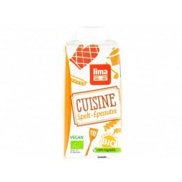 Crème cuisine épeautre Lima...