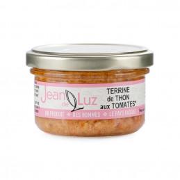Terrine de thon aux tomates...