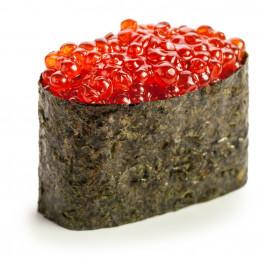 Sushis Gunkan oeuf de saumon