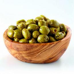 Olives à la basquaise - 200g