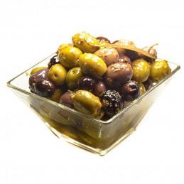 Olives trio - 200g
