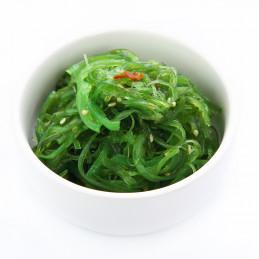 Salade d'algue wakamé
