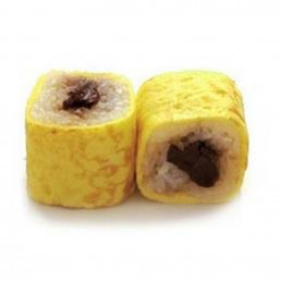 Egg rolls nutella