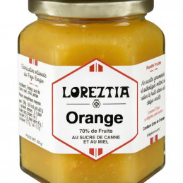 Confiture orange - Loreztia...
