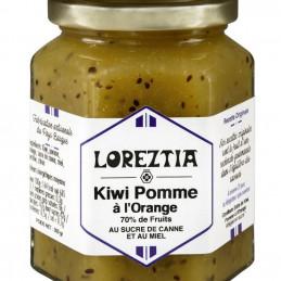 Confiture kiwi pomme -...