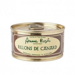 Rillons de canard - Anne Rozès