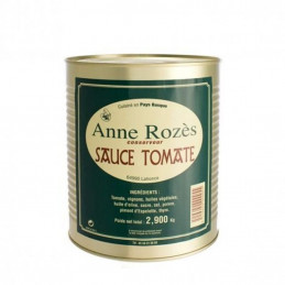 Sauce tomate - Anne Rozès -...