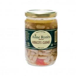 Haricots cuisinés - Anne...