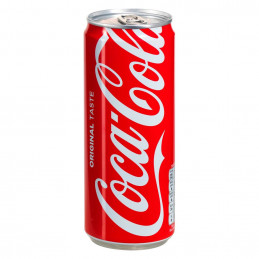 Coca Cola, 33 cl