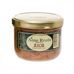 Axoa de veau - Anne Rozès -...