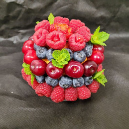 La ronde des fruits rouges