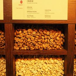 Inde MALABAR - 1kg (en grains)
