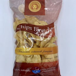Chips Blondy