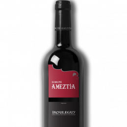 Domaine Ameztia 2017 Rouge...