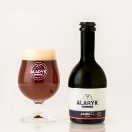 Bière Alaryk - Ambrée – 33 cl