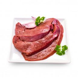 Foie de veau - 180g- à la...