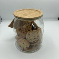 Biscuits et chocolat