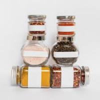 Condiments, épices, sauce sans gluten