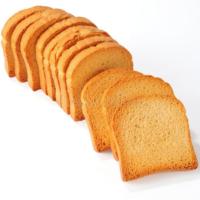 Pains et biscottes bio sans gluten
