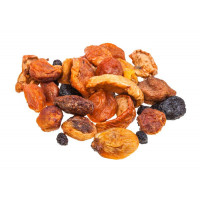 Purées de fruits, fruits secs et compotes sans gluten
